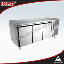 Comercial refrigerador para las frutas y verduras / usado refrigerador precios / refrigerado mueble