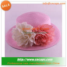 OEM ODM Fedoras Hat With Ribbon