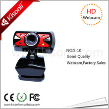 USB 2.0 Jpeg Webcam Driver Free With Built-In Microphone