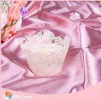 Swirl Vine Paper Cup Korean Wedding Decorations