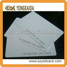 RFID 125khz TK 4100 Smart Card For Students/Employee/Government