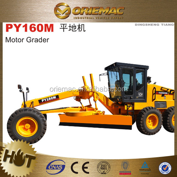 Chinese Motor Graders 240hp