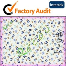 100%cotton flowers printed fabrics textile for craftwork
