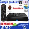 Amlogic S802 M8 2.0GHz Quad Core Android 4.4 Kitkat EM8 FULL HD 1080P*2 android tv e box