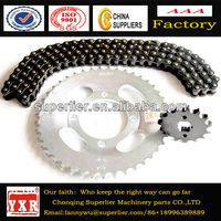 Roller Chain For Motorcycle,Motorcycle Spare Part,Motorcycle Drive Chain And Sprocket