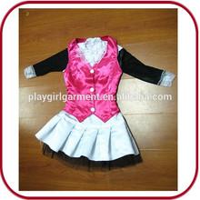 Las niñas victorian disfraces disfraces de halloween vestido de moda PGKC-2534