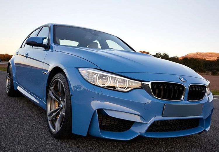 Body Kit For 2014 Bmw 3 Series F30 F35 M3 Style For Bmw