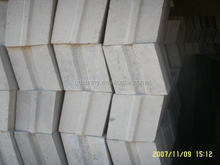 High alumina refractory brick and fire clay brick