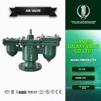 double orifice automatic air release valve manufacturers