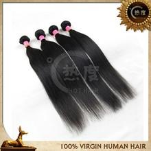 Newest Style human hair extenion straight hair peruvian straight hair