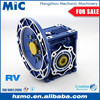 NMRV030 Small Worm Gear Reducer for DC Motor