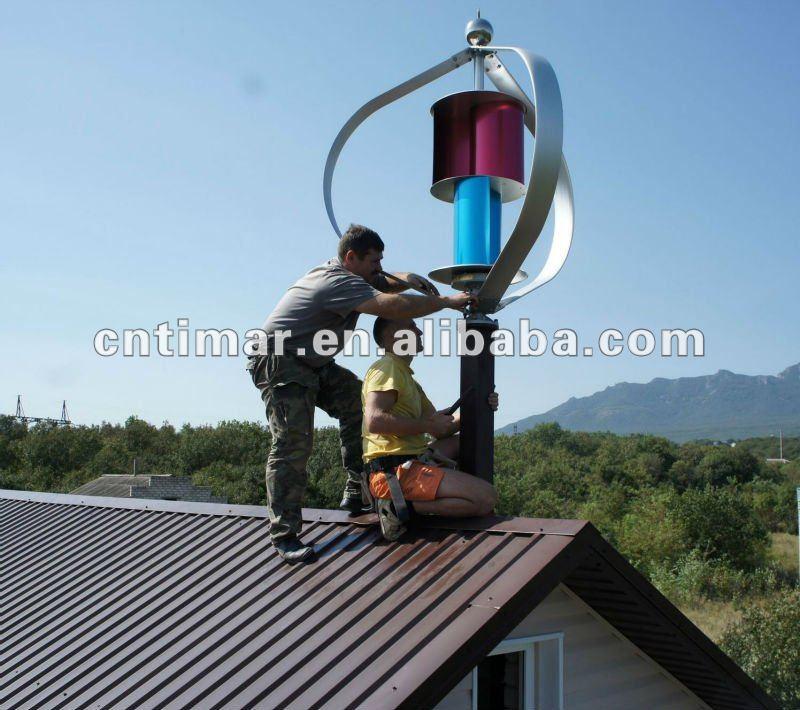 300 w autonome syst mes d 39 nergie olienne autres produits associ s l 39 nergie solaire id du - Eolienne de toit ...