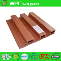 PVC wall panel wpc exterior decorative wall tile