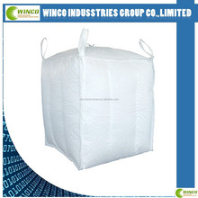 cheap big jumbo bags /fabric for firewood as your design