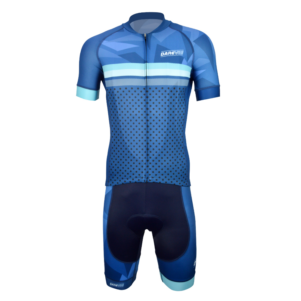 DVJ077 jersey cycling Suit