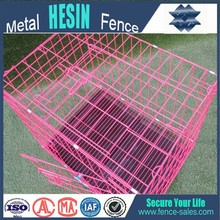 30'' Folding 2 Door Dog Crate Cat Kennel Pet Kennel 5 Sizes Small Medium Large