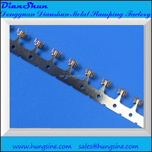 Custom metal stamping part, made from metal steel with stamping process for electrical parts