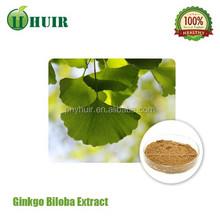 Pure Gingko Biloba P.E. /CP10 USP BP