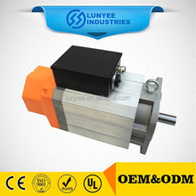 Synchronous Permanent Magnet Spindle Servo Motor 15kw