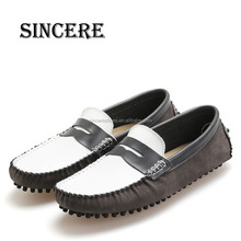 2015 New Collection European American Style Men Leisure Moccasin Flat Shoes