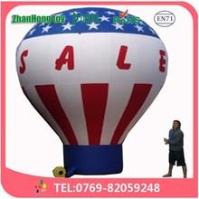 hot sale hot air balloon fabric hot air balloon decor hot air balloon price