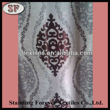2012 100% Polyester Blackout Curtain Fabric