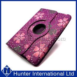 Bling Diamond Rotatable Tablet Case For iPad Mini