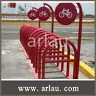 metal carrinho da bicicleta bike rack estacionamento br26