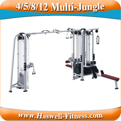 life fitness 4-multi exercise station multi gym equipment