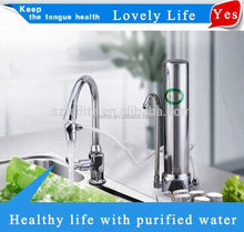 hot new products water filter ceramic water container with faucet