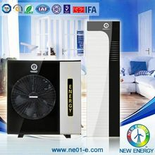 china ceiling water source heat pump for floor heating and hot water