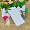 blank mobile phone case for sublimation printing /covers for i phone 5hot sale