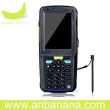 Low price handheld computer microphone with wifi,gps,dgps,Camera,HF,3G,bluetooth,1D,2D,Printer