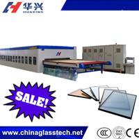 CE&ISO Standard Full Automatic Window Glass Making Machine