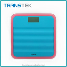 Léger mini numérique portable corps électronique échelle de poids