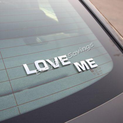 1 набор 40 предметов серебряный логотип auto 3d эмблема значок стикер chrome письма номер автомобиля