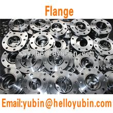 Shandong top manufacturer ANSI carbon steel forging flange for oil use
