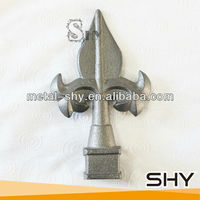 Cast Iron Spears & Finials