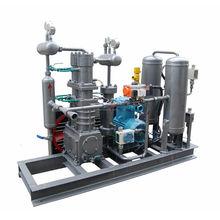 amoniaco compresor de alta presión