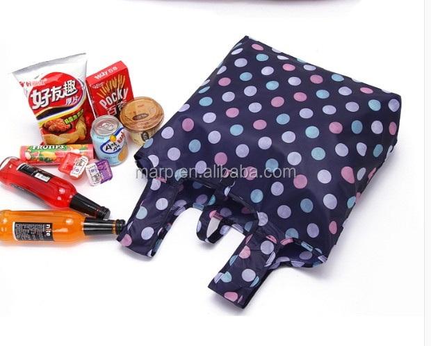 Good Quality Environmental foldable shopping bag