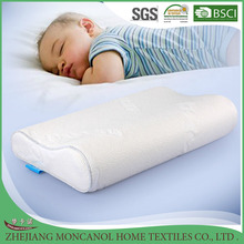 support heads memory foam baby pillow for kids