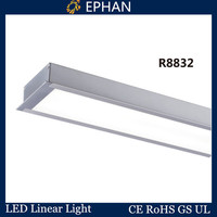 Ephan CE&RoHS led recessed ceiling wall light housing