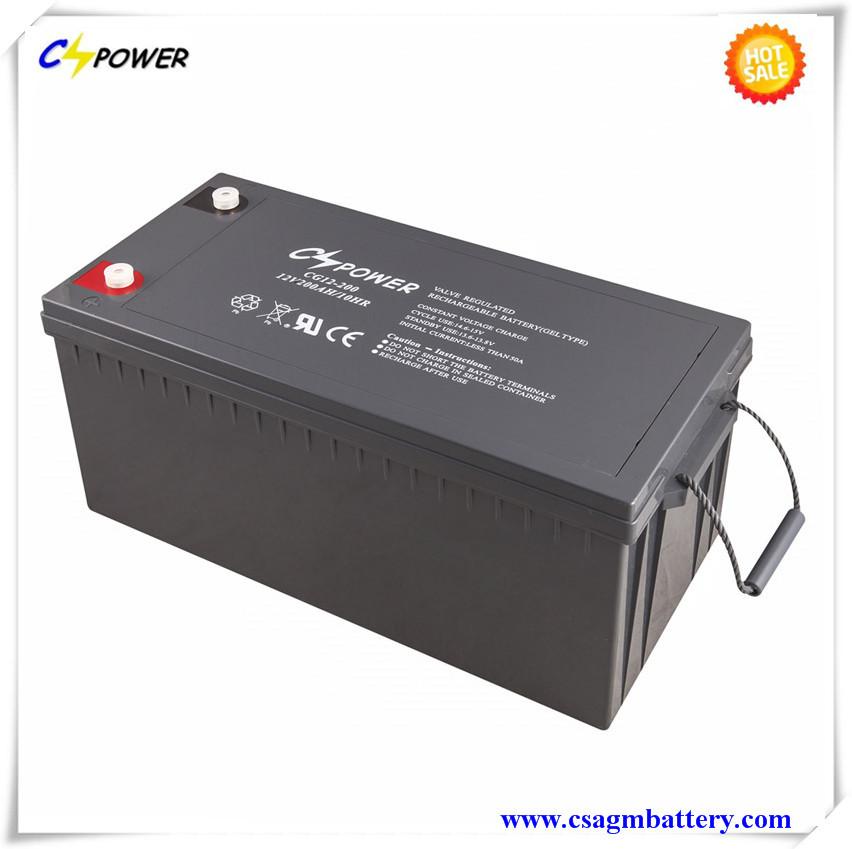 solar accumulator deep cycle solar gel battery 12v200ah 15. Black Bedroom Furniture Sets. Home Design Ideas