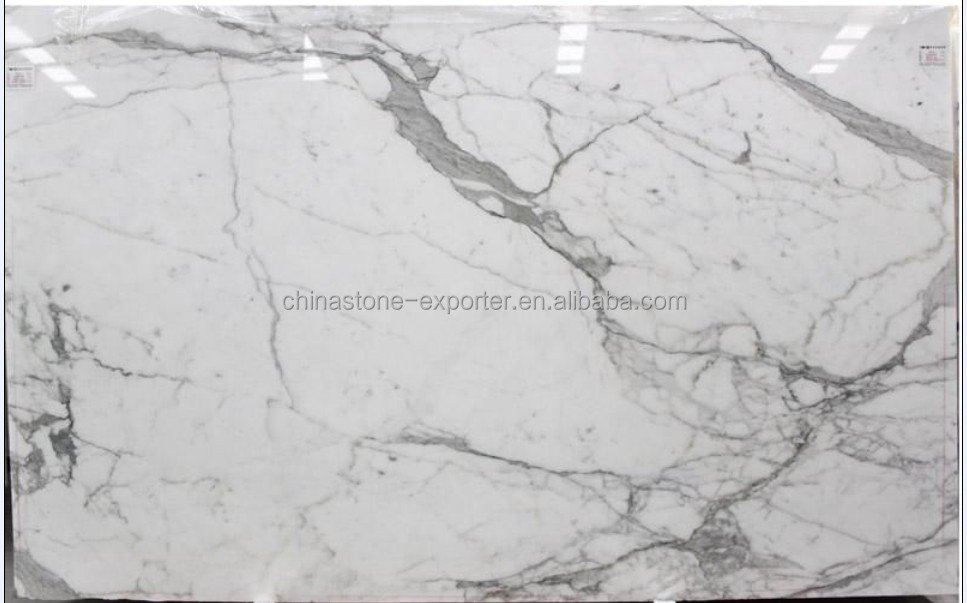 White Marble Calacatta Gold Slab Buy