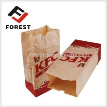 Kraft Paper Bag For Bread