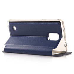 High quality wholesale low price leather case For samsung galaxy note 4 HH-CPSN411- (15)
