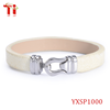 2016 high class leather bracelets,luxurious genuine stingray leather bracelets