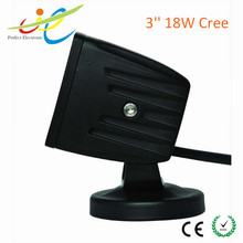 Led Working Light 18W Led Search Light For ATV/Truck/Tractor, Led Work Light For 4x4 Off Road