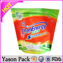 Yason plastic food boxpackaging sleeve labelplastic packing bar