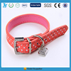 punctate shiny pet collars dog collars manufacturer